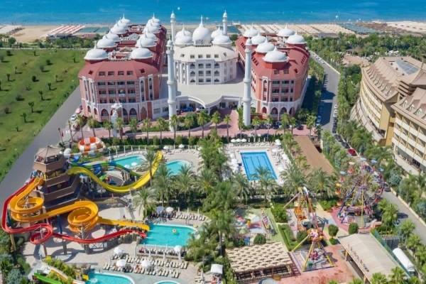 Vue panoramique - Hôtel Royal Dragon 5* Antalya Turquie
