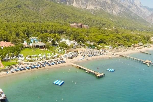 Vue panoramique - Club Salima 5* Antalya Turquie