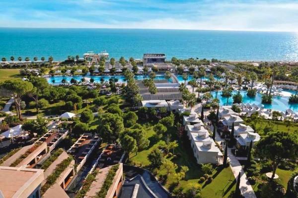 Vue panoramique - Hôtel Susesi Luxury Resort 5*