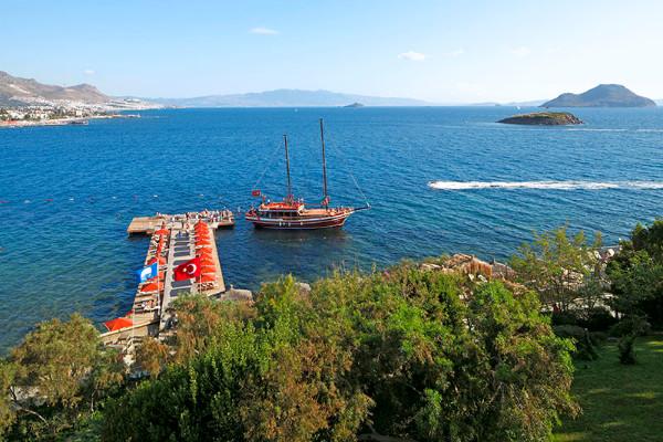 Autres - Hôtel Kadikale Resort 4* Bodrum Turquie