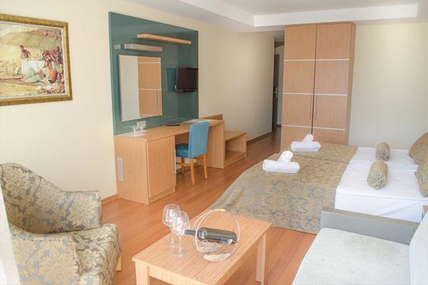 Chambre - Hôtel Ambrosia Hôtel 4* Bodrum Turquie
