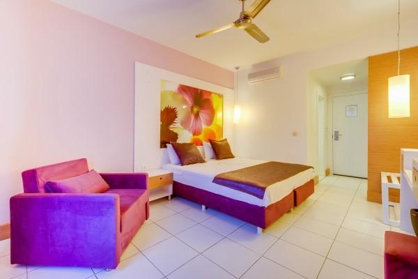 Chambre - Hôtel Armonia Holiday Village & Spa 5* Bodrum Turquie