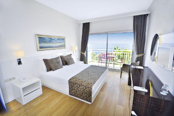 Chambre - Hôtel Kairaba Blue Dreams 5* Bodrum Turquie