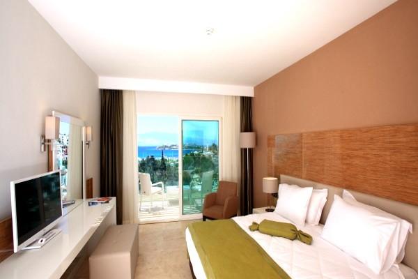 Chambre - Hôtel Sentido Bellazure 4* Bodrum Turquie