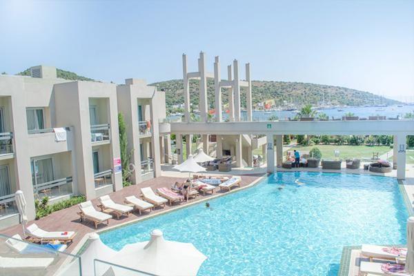 Piscine - Hôtel Ambrosia Hôtel 4* Bodrum Turquie