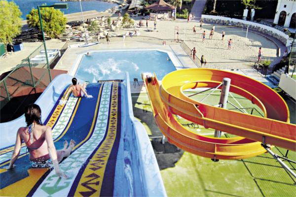 Piscine - Hôtel Asteria Bodrum Resort 5* Bodrum Turquie