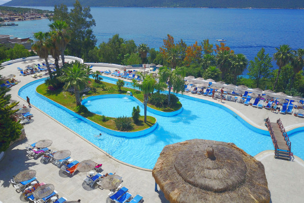 Piscine - Hôtel Bodrum Holiday Resort 4* Bodrum Turquie
