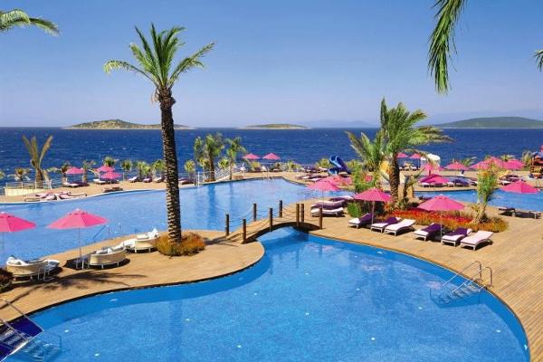 Piscine - Hôtel Hotel Bodrum Paramount 5* Bodrum Turquie