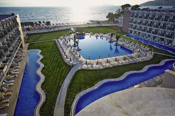 Piscine - Hôtel Kairaba Bodrum Princess Spa 5* Bodrum Turquie