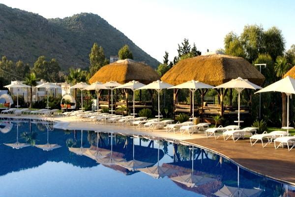 Piscine - Hôtel Sentido Bellazure 4* Bodrum Turquie