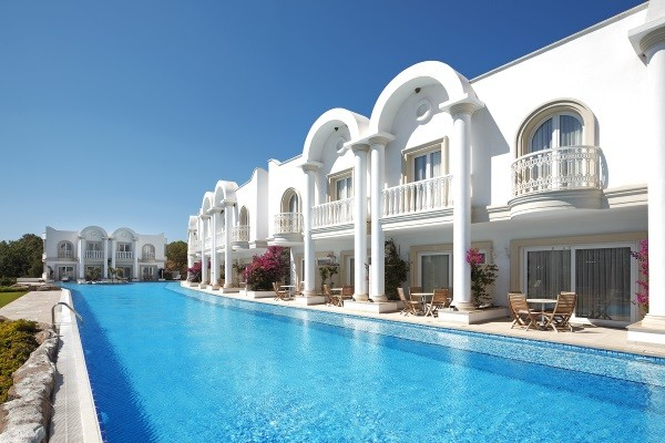 Piscine - Hôtel Sianji Well Being Resort 5* Bodrum Turquie