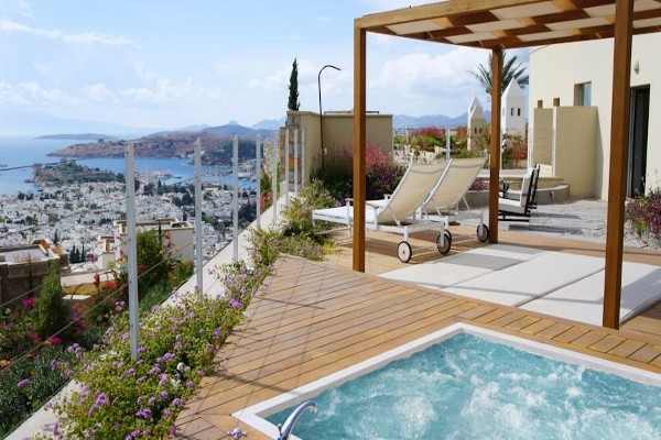 piscine - The Marmara Bodrum