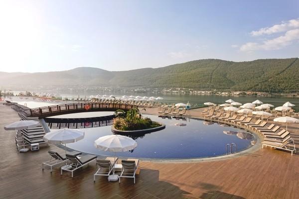 Piscine - Hôtel Titanic Deluxe Bodrum 5* Bodrum Turquie