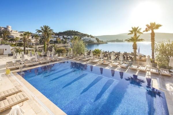 Piscine - Hôtel Voyage Bodrum 5* Bodrum Turquie