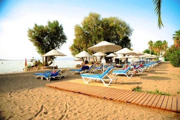 Plage - Club FTI Voyages Muskebi 3* Bodrum Turquie
