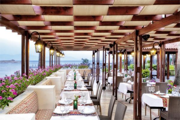 Restaurant - Hôtel Asteria Bodrum Resort 5* Bodrum Turquie