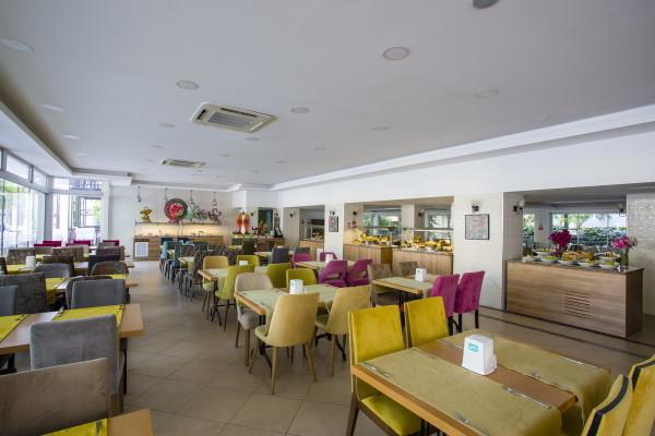 Restaurant - Hôtel Bitez Garden Life 4* Bodrum Turquie