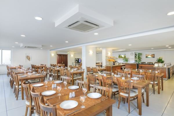Restaurant - Hôtel Club Shark Hotel 4* Bodrum Turquie