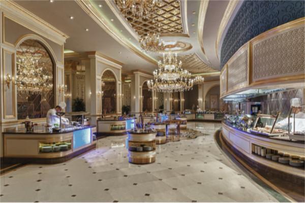 Restaurant - Hôtel Hotel Bodrum Paramount 5* Bodrum Turquie
