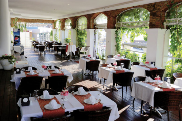 Restaurant - Hôtel Kairaba Blue Dreams 5* Bodrum Turquie