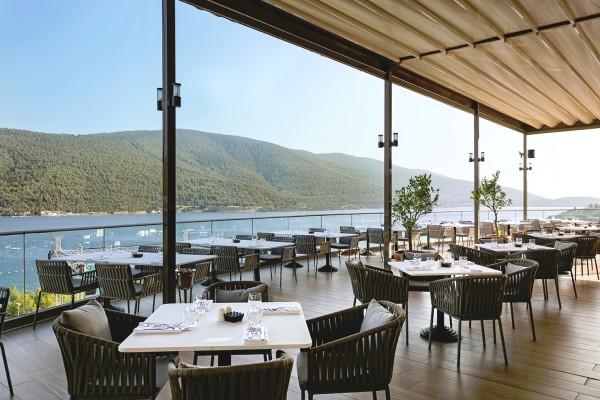 Restaurant - Hôtel Titanic Deluxe Bodrum 5* Bodrum Turquie