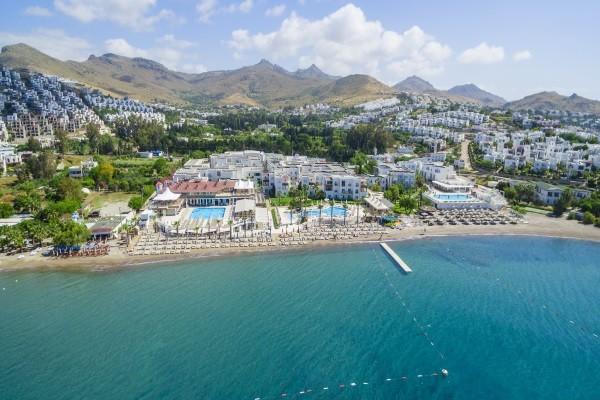 Vue panoramique - Hôtel Armonia Holiday Village & Spa 5* Bodrum Turquie