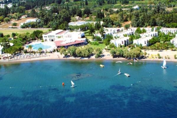 Vue panoramique - Club FTI Voyages Muskebi 3* Bodrum Turquie