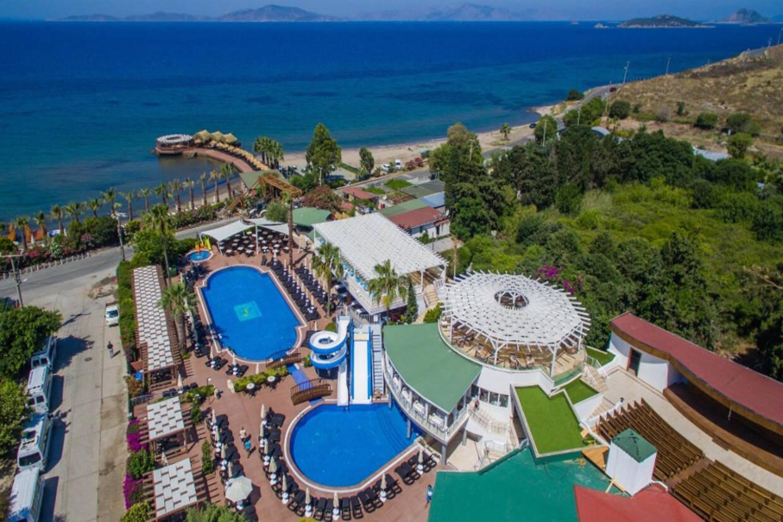 Vue panoramique - Hôtel Golden Beach by Jura 4* Bodrum Turquie