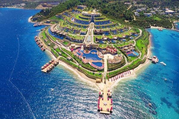 Vue panoramique - Hôtel Hotel Bodrum Paramount 5* Bodrum Turquie