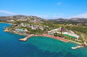 Turquie-Bodrum, Hôtel Kadikale Resort