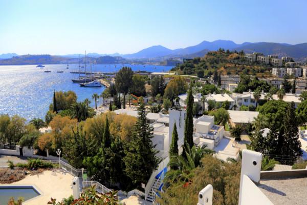 Vue panoramique - Hôtel LABRANDA TMT Bodrum 4* Bodrum Turquie