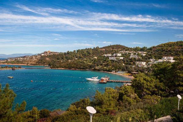 Vue panoramique - Hôtel Rixos Premium Bodrum 5* Bodrum Turquie