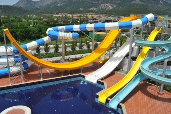 Piscine - Hôtel Hilton Sarigerme Resort & Spa 5* Dalaman Turquie