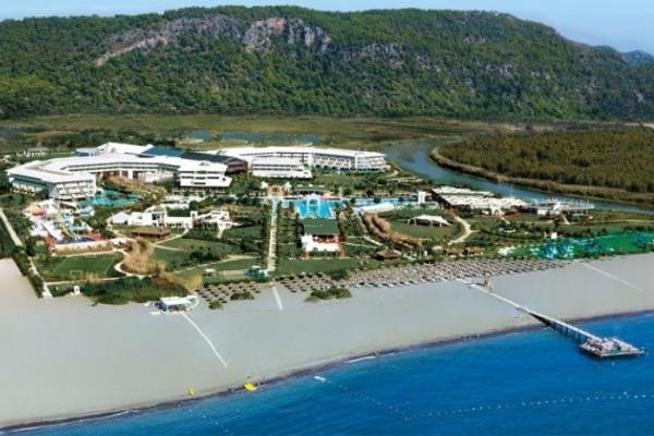 Vue panoramique - Hôtel Hilton Sarigerme Resort & Spa 5* Dalaman Turquie