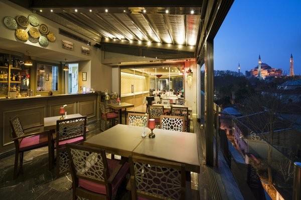 Autres - Hôtel Yasmak Sultan 4* Istanbul Turquie