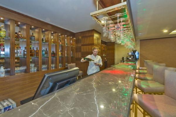 Bar - Hôtel Bekdas 4* Istanbul Turquie