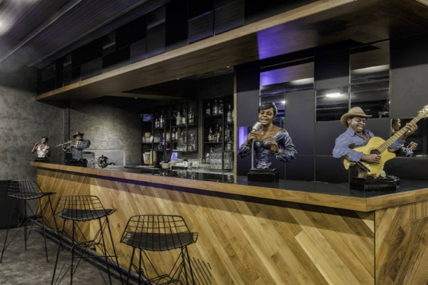 Bar - Hôtel Venera 4* Istanbul Turquie