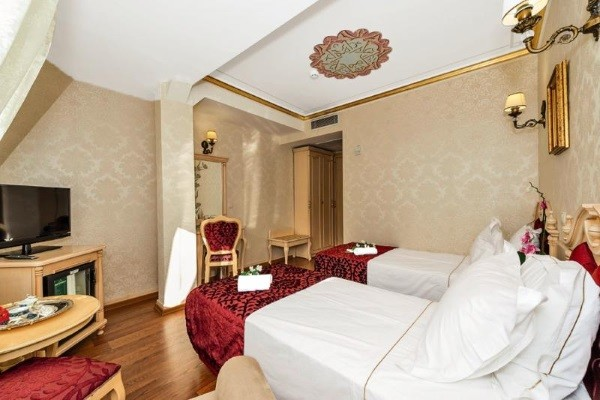 Chambre - Hôtel Amiral Palace 4* Istanbul Turquie