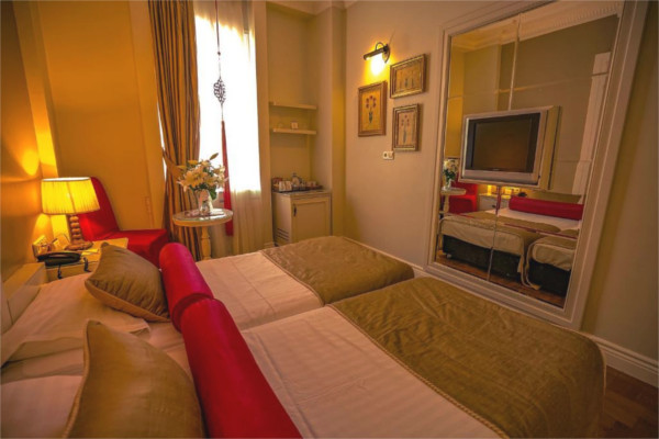 Chambre - Hôtel Avicenna 4* Istanbul Turquie