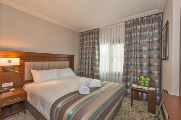 Chambre - Hôtel Bekdas 4* Istanbul Turquie