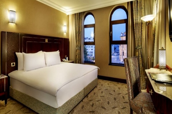 Chambre - Hôtel Crowne Plaza Istanbul Old City 5* Istanbul Turquie