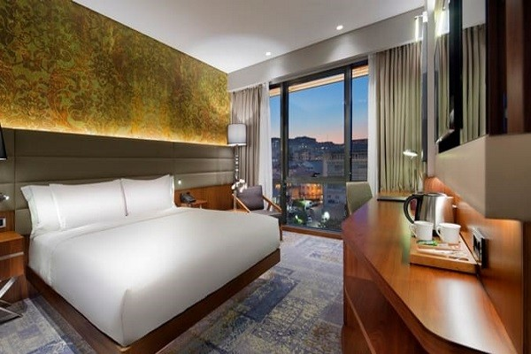 Chambre - Hôtel Doubletree By Hilton Piyalepasa 5* Istanbul Turquie