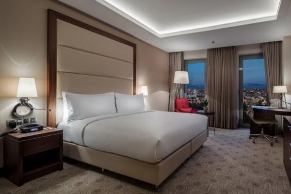 Chambre - Hôtel Doubletree by Hilton Topkaki 5* Istanbul Turquie