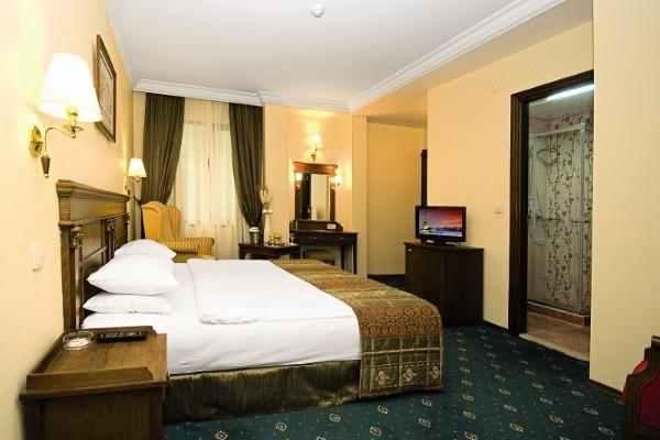 Chambre - Hôtel Golden Crown 3* Istanbul Turquie