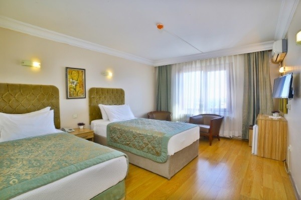 Chambre - Hôtel Grand Ant 3* Istanbul Turquie
