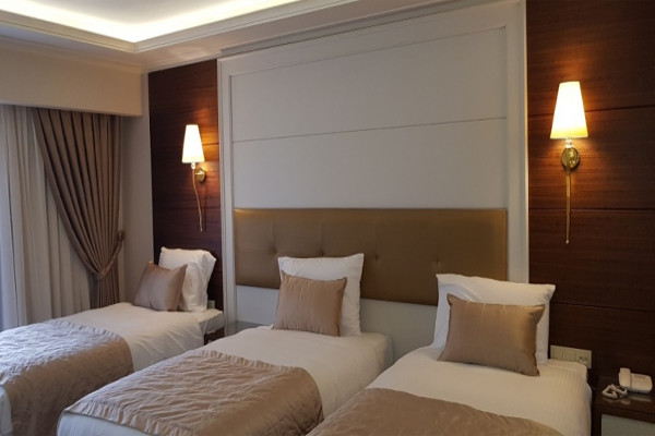 Chambre - Hôtel Grand Marcello 3* Istanbul Turquie