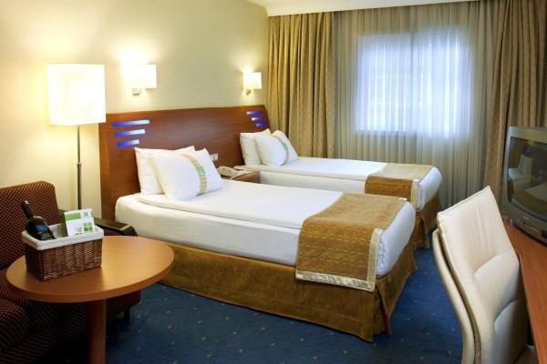 Chambre - Hôtel Holiday Inn City 5* Istanbul Turquie