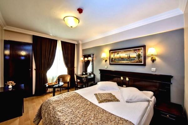 Chambre - Hôtel Laleli Gonen 3* Istanbul Turquie