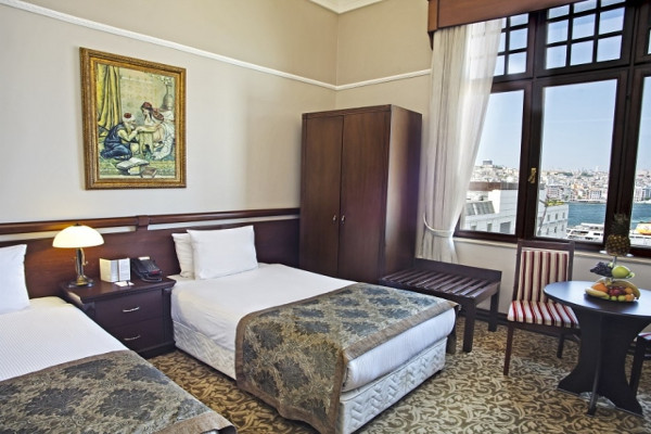 Chambre - Hôtel Legacy Ottoman 5* Istanbul Turquie