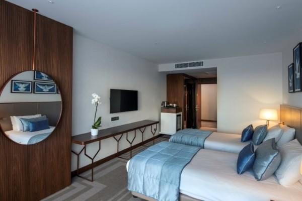 Chambre - Hôtel Lionel 5* Istanbul Turquie